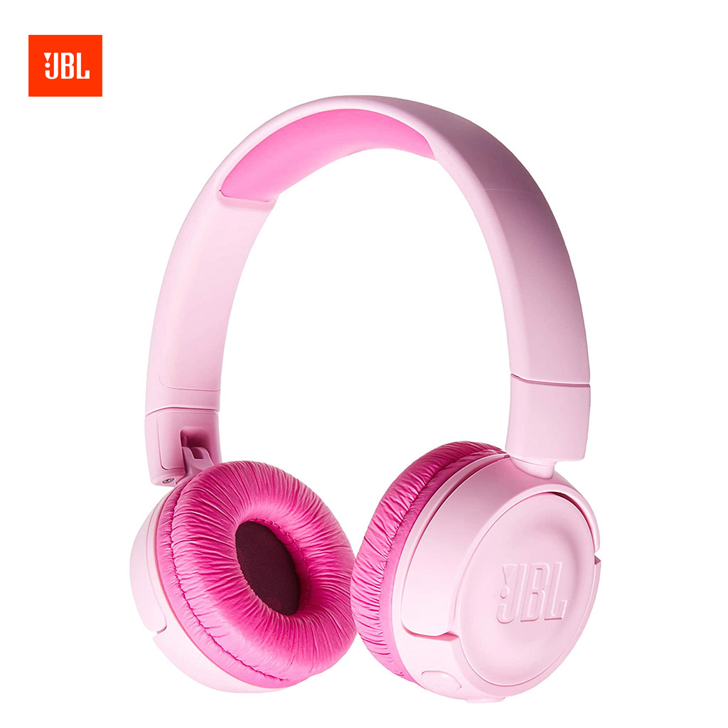 Jbl Jr300bt Bluetooth Over-ear Headphone (pink)