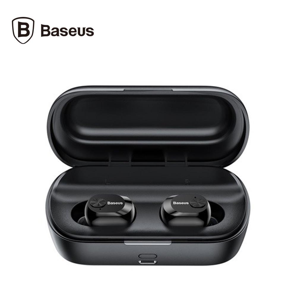 Baseus Encok W01 True Wireless Earphones (black)