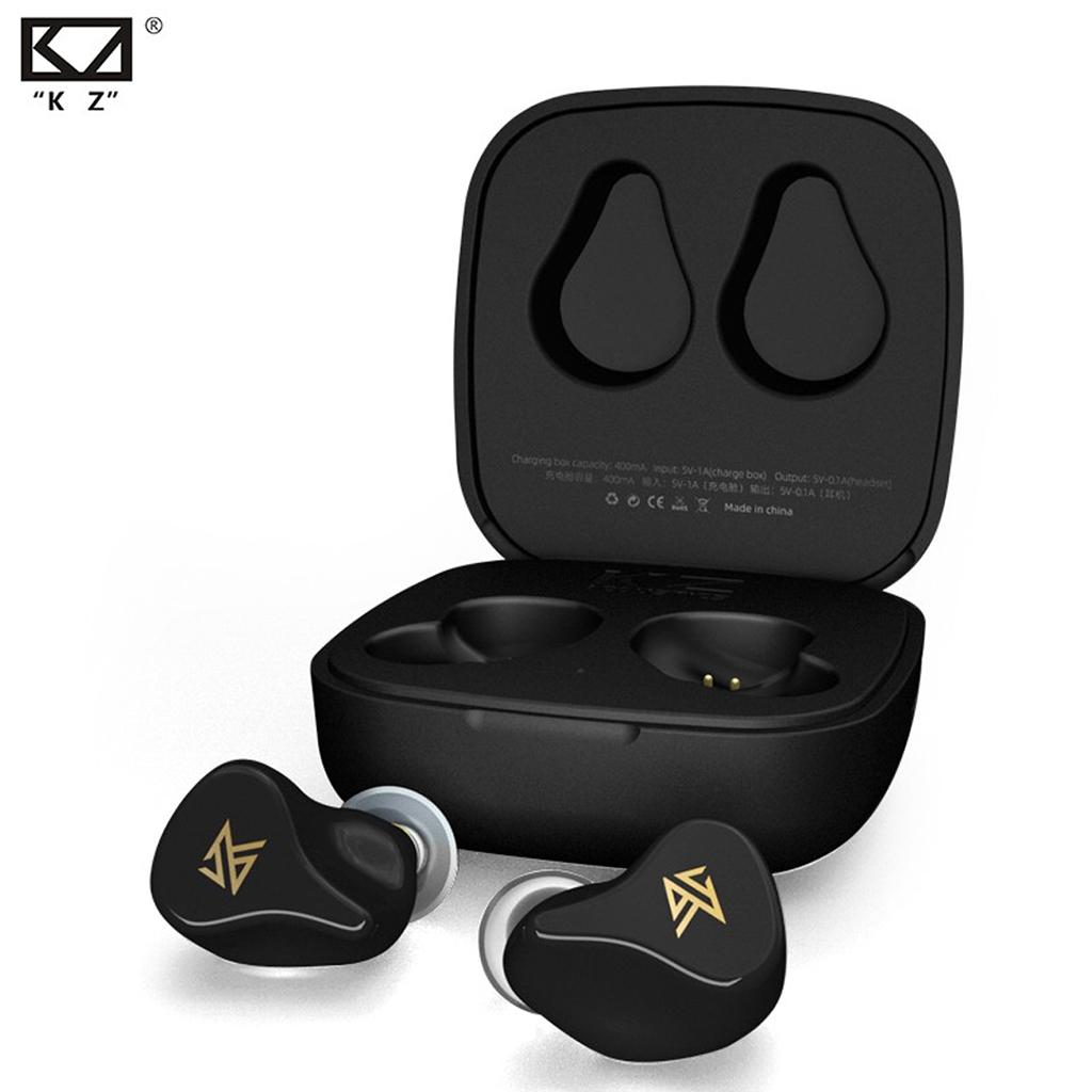 Kz Z1 Tws 10mm Dynamic Driver Bluetooth 5.0 True Wireless Earbuds