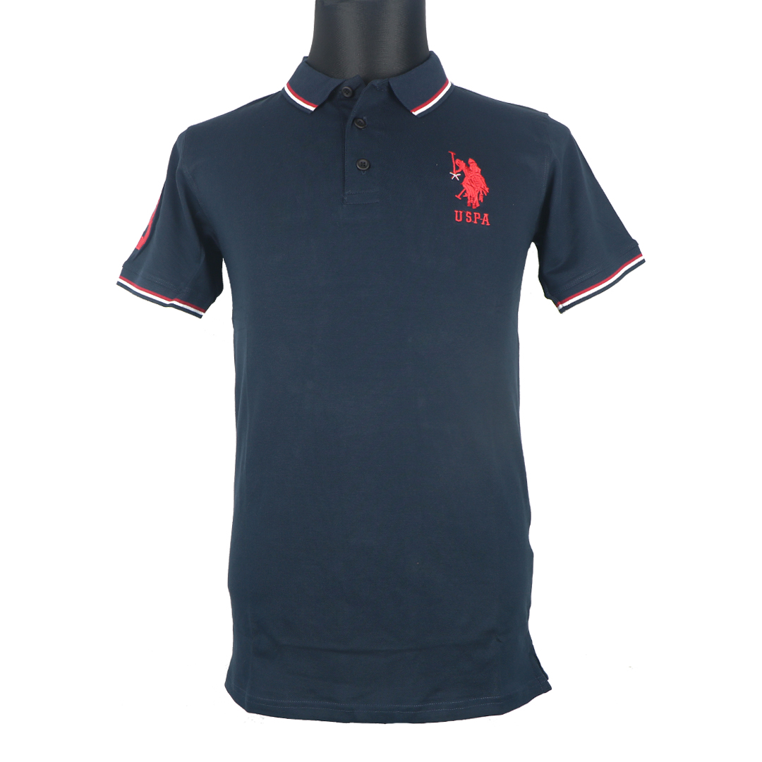 Men's Polo T-shirt - Blue