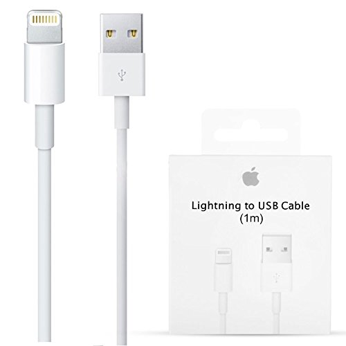 Apple Md818fe/a Lightning To Usb Cable (1 M) - White
