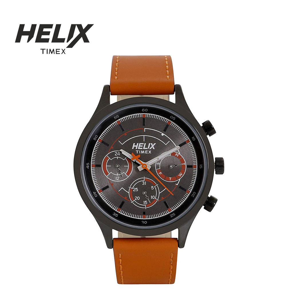 Helix Tw003hg24 By Timex Watch For Men