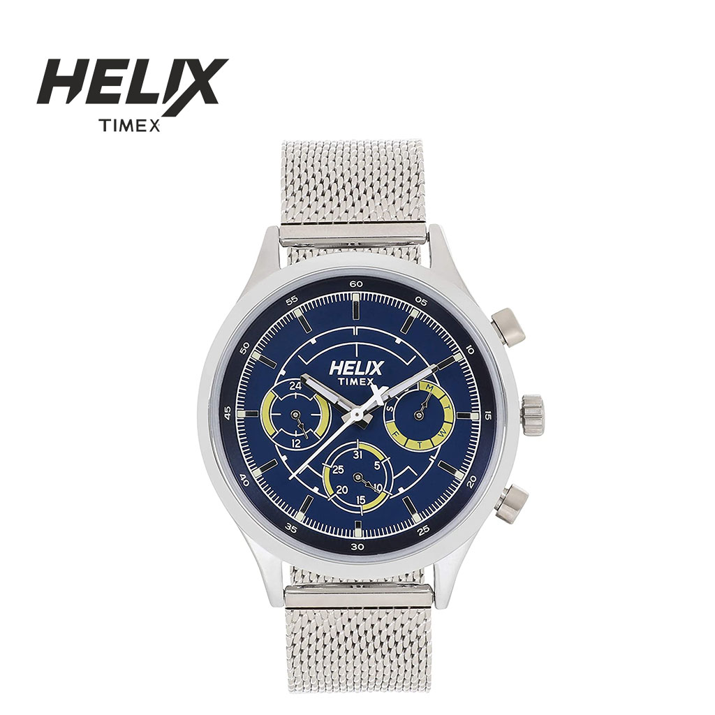 Helix Tw003hg26 By Timex Watch For Men