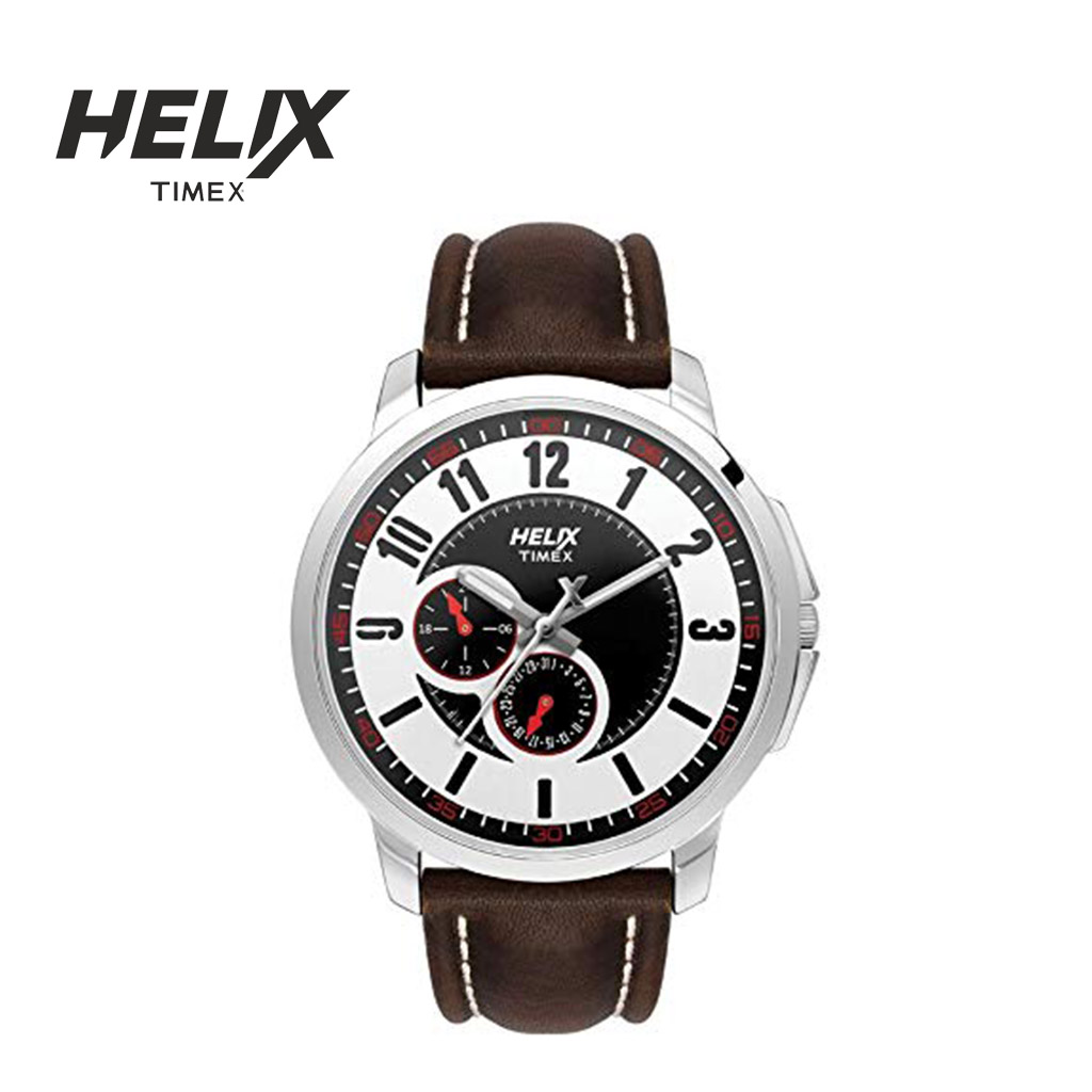 Helix Tw027hg08 By Timex Watch For Men