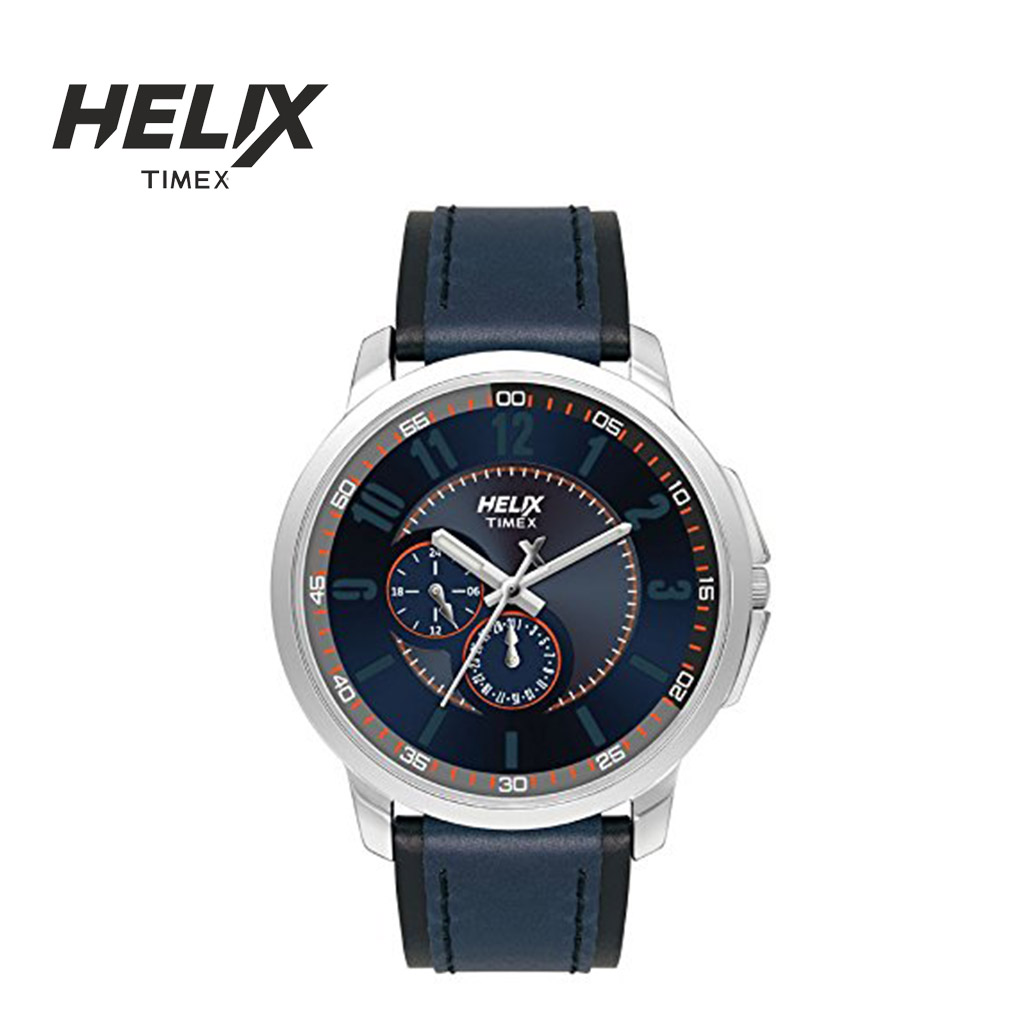 Helix Tw027hg09 By Timex Watch For Men