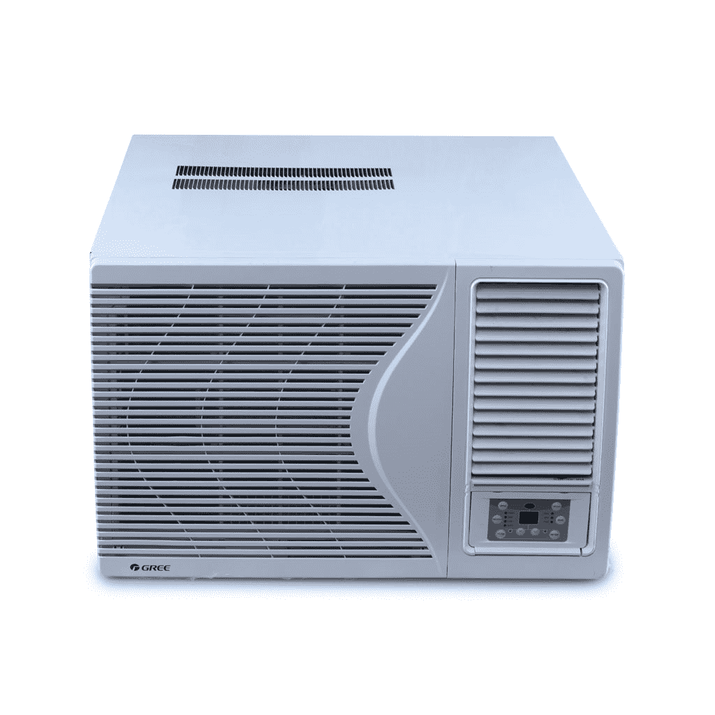 Gree Gw-18vr Window Type Air Conditioner With Remote (1.5 Ton)