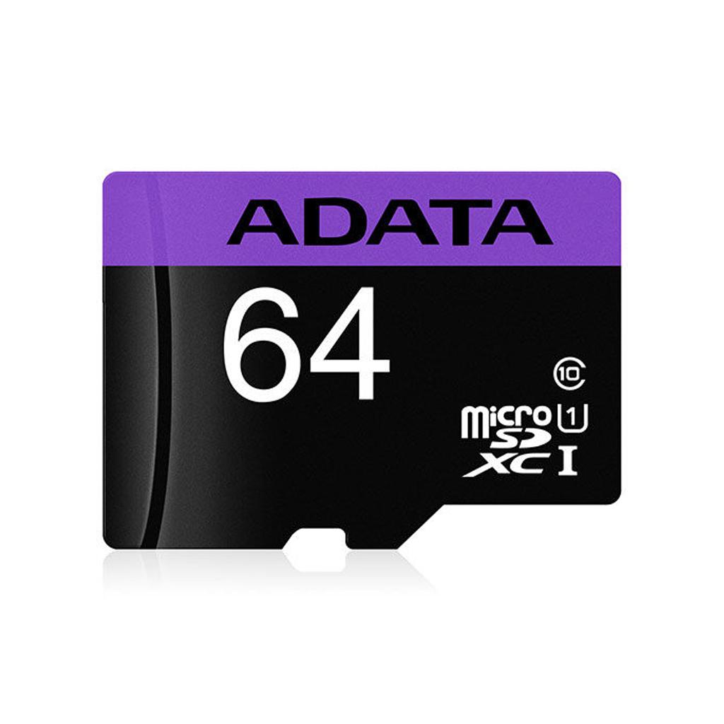 Adata 64gb Class 10 Micro Sd Card