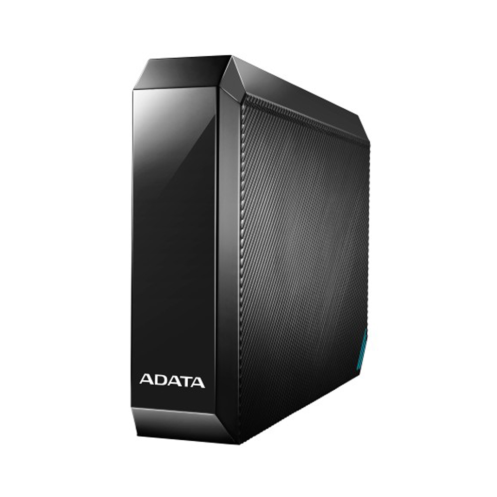 Adata Hm800 6tb Usb 3.2 External Hard Disk Drive (black)