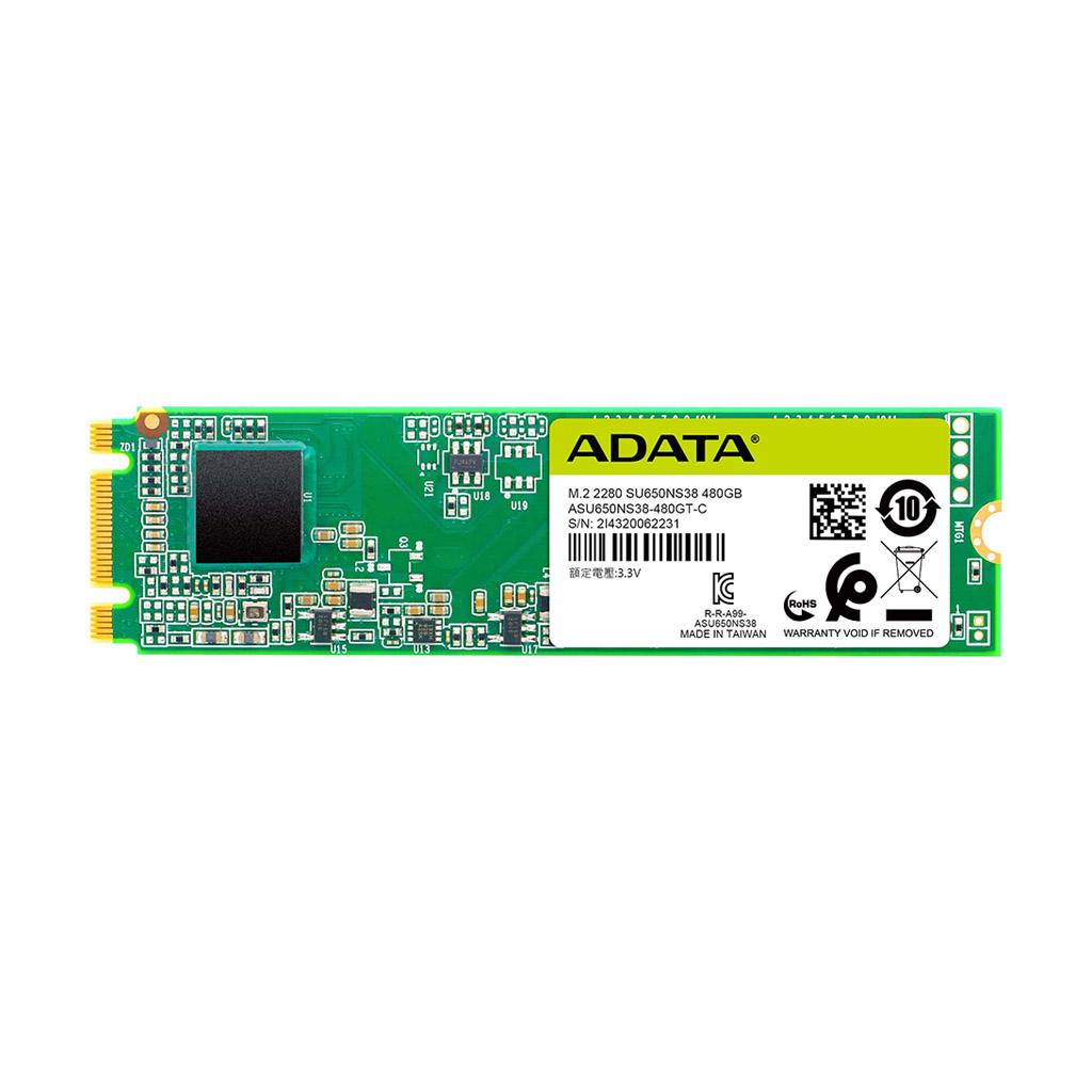 Adata Su650 M.2 Sata 240gb Solid State Drive