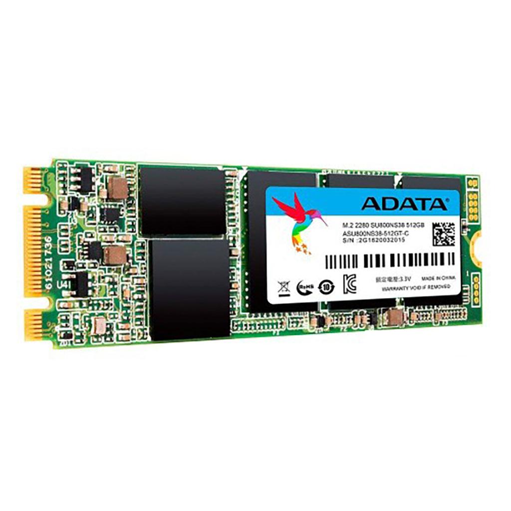Adata M2 Su800ns38-2.5 Inch 512gb Solid State Drive