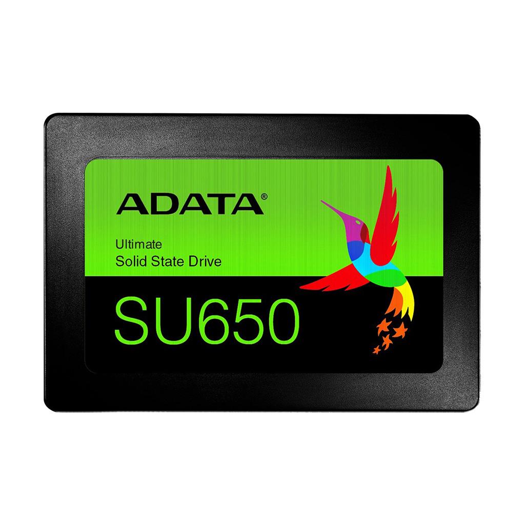 Adata Su650 480gb 2.5 Inch Solid State Drive