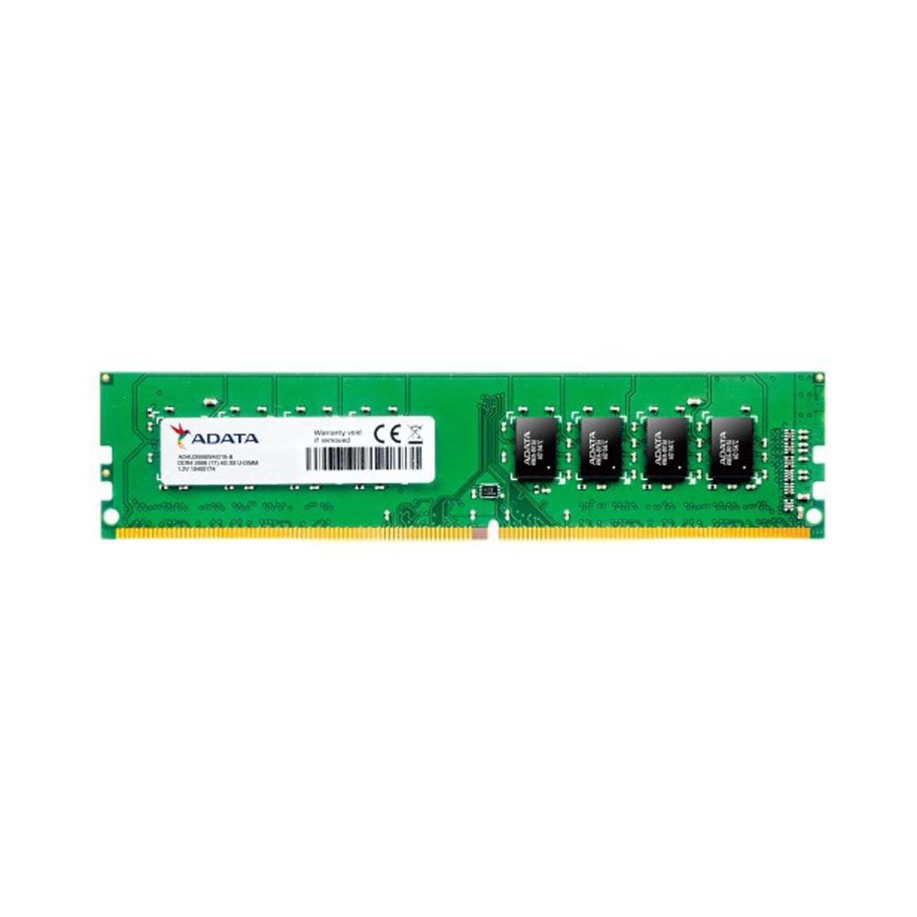 Adata 4gb Ddr4 2666 Bus Desktop Ram