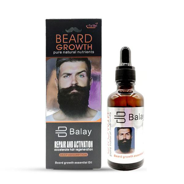 Balay Beard Growth Oil - 50 Ml