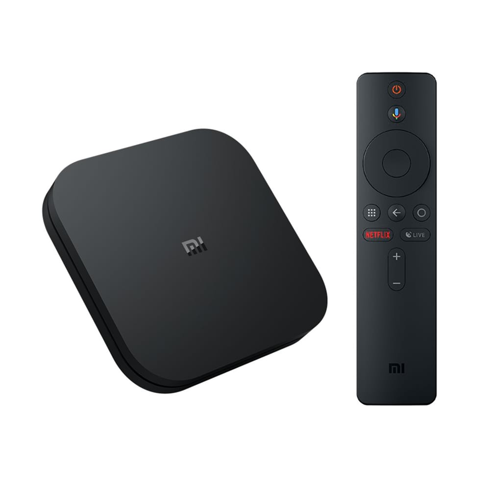 Mi Tv Box S Global Version