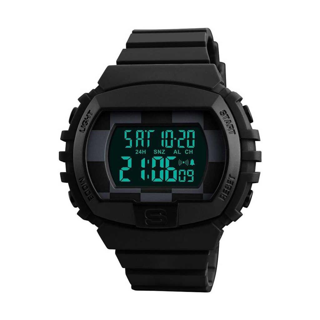 Skmei 1304bl Men Digital Wrist Watch