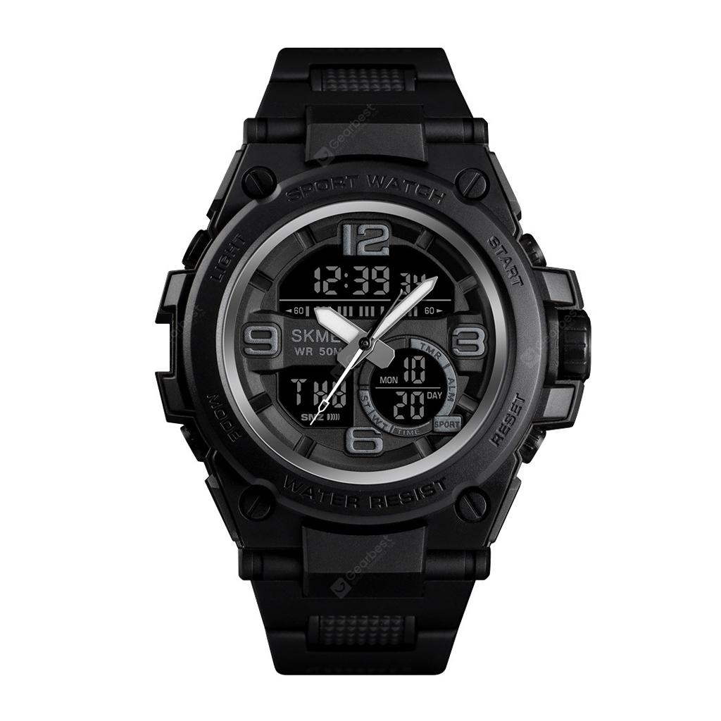 Skmei 1452gr Men Analog Digital Wrist Watch