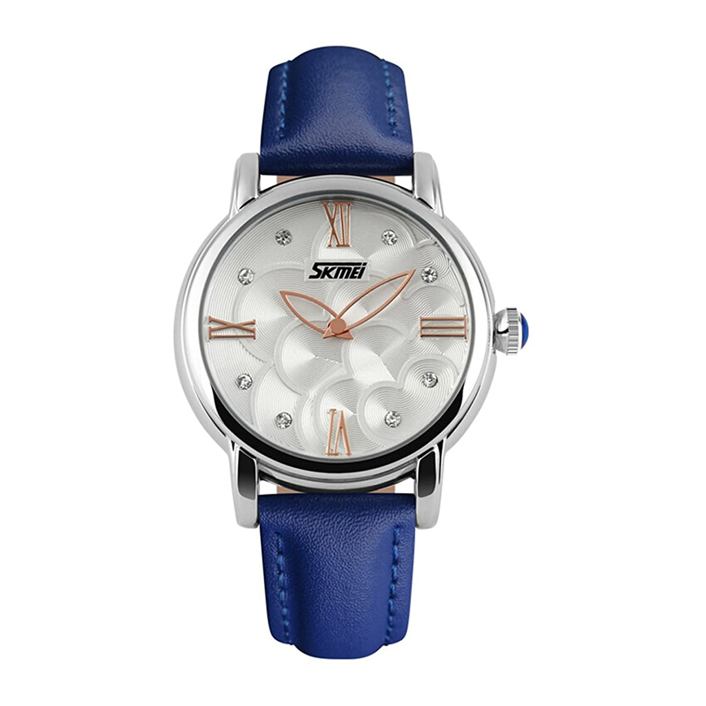 Skmei 9095bu Women Analog Wrist Watch