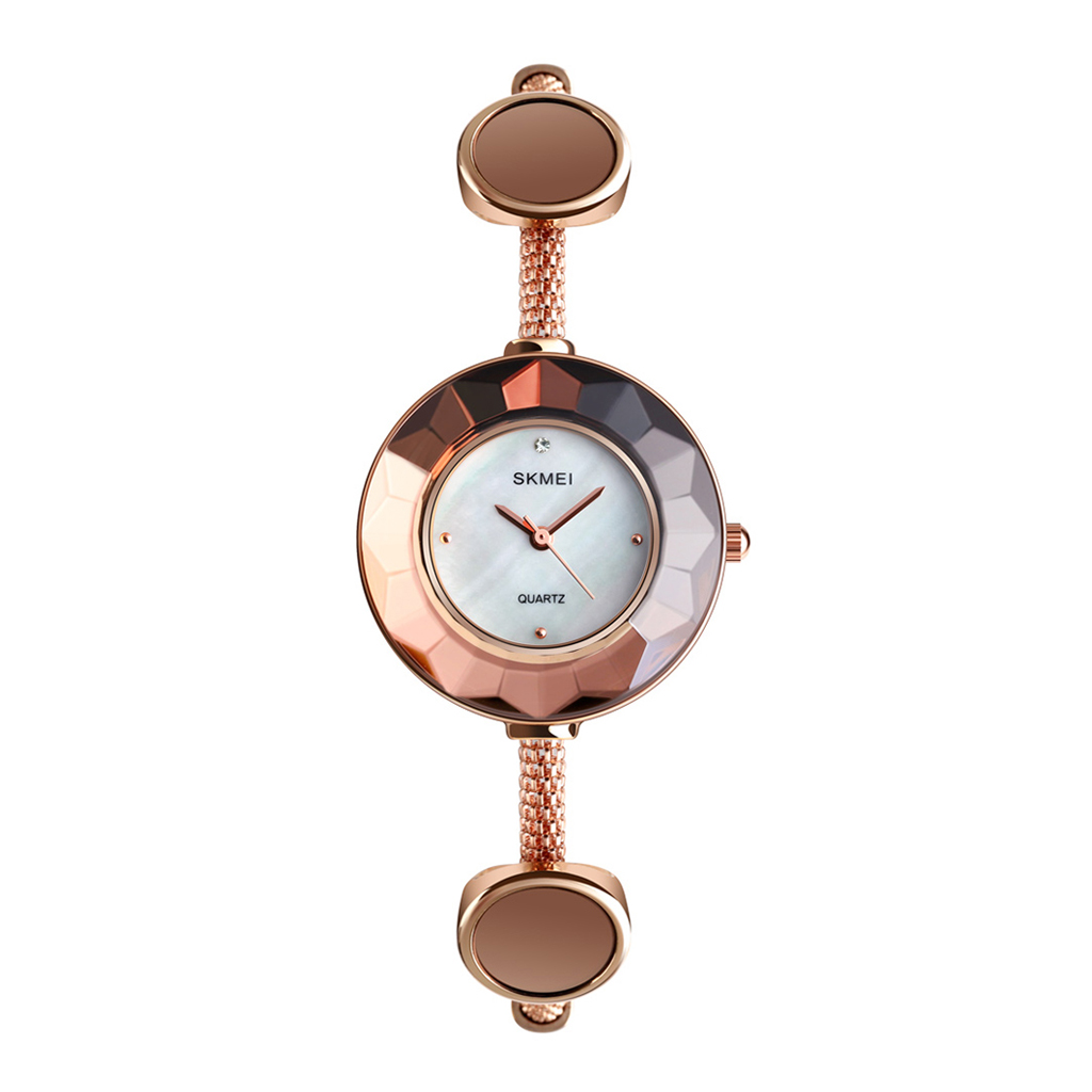 Skmei 1406rg Women Analog Wrist Watch