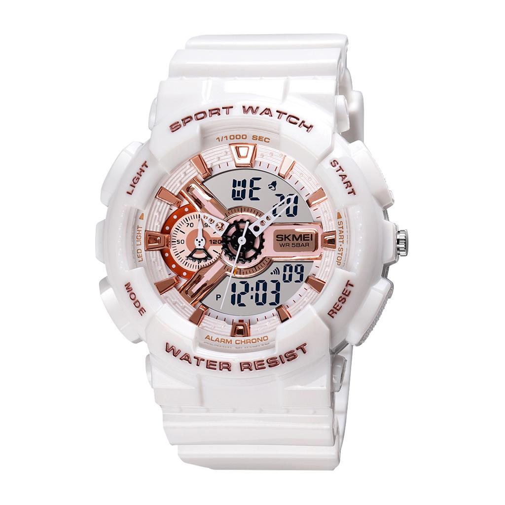Skmei 1688wh Men & Women Digital Wrist Watch