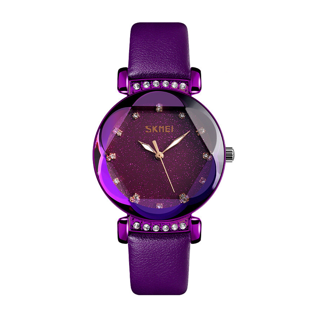 Skmei 9188pu Women Analog Wrist Watch