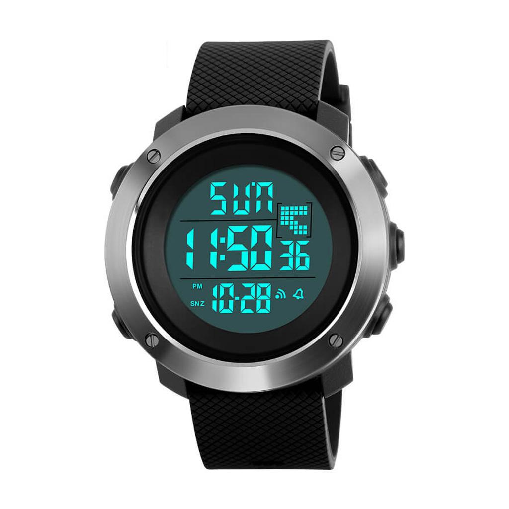 Skmei 1268bl Digital Watch For Men