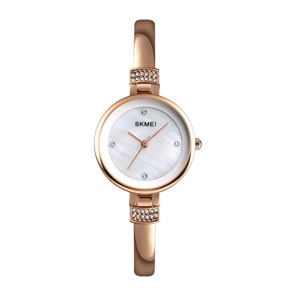 Skmei 1409rg Women Analog Wrist Watch