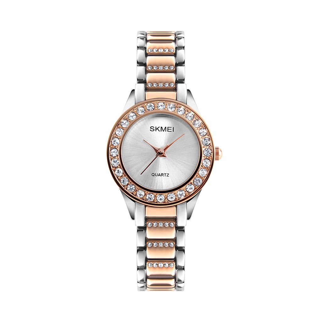 Skmei 1262rg Women Analog Wrist Watch