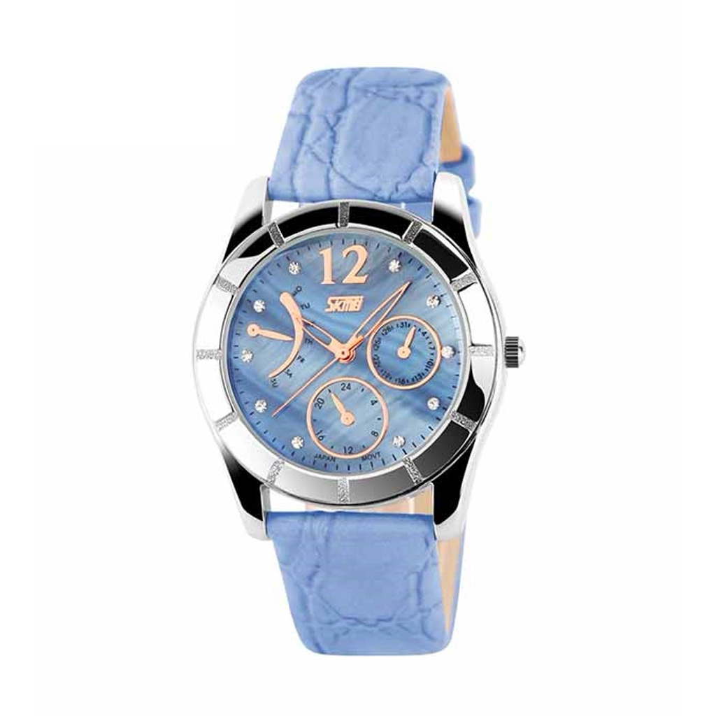 Skmei 6911bu Women Analog Wrist Watch