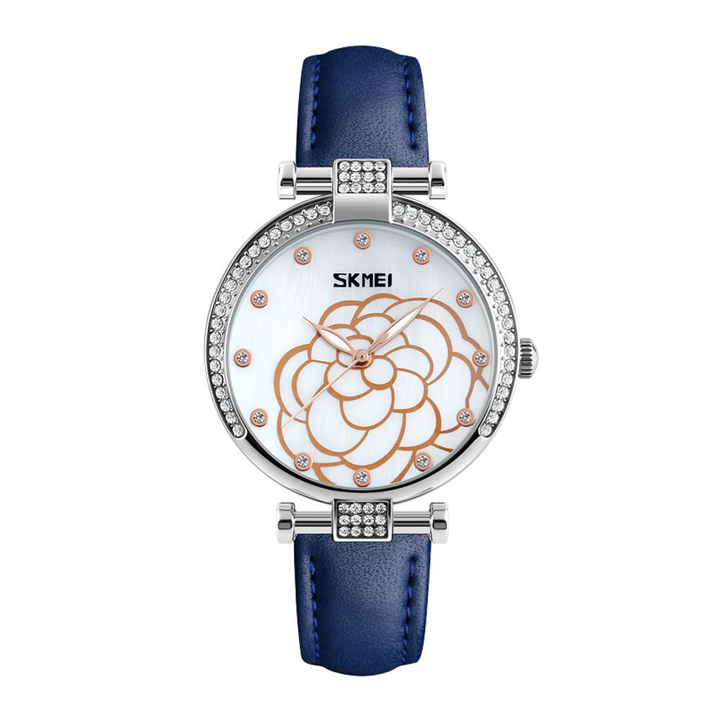Skmei 9145bu Women Analog Wrist Watch