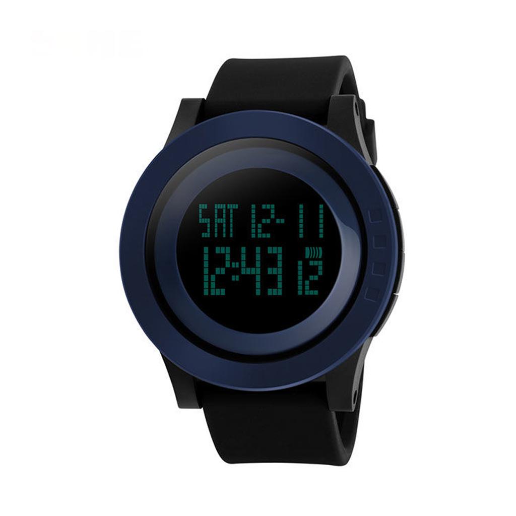 Skmei 1142bu Men Digital Wrist Watch