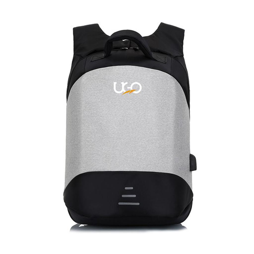 Ugo Smart Frosted Fabrics Backpack 25-40 Liter (grey)