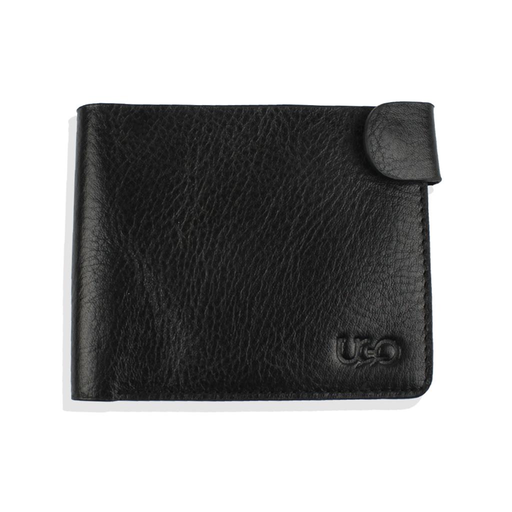 Ugo Uw03bl Genuine Leather Wallet