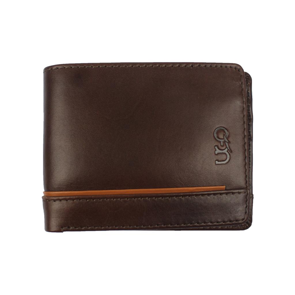 Ugo Uw02br Genuine Leather Wallet