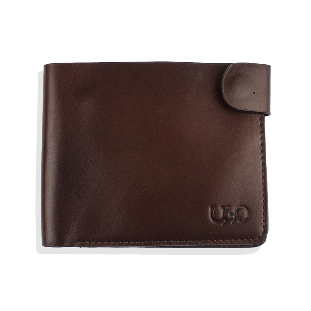 Ugo Uw03br Genuine Leather Wallet