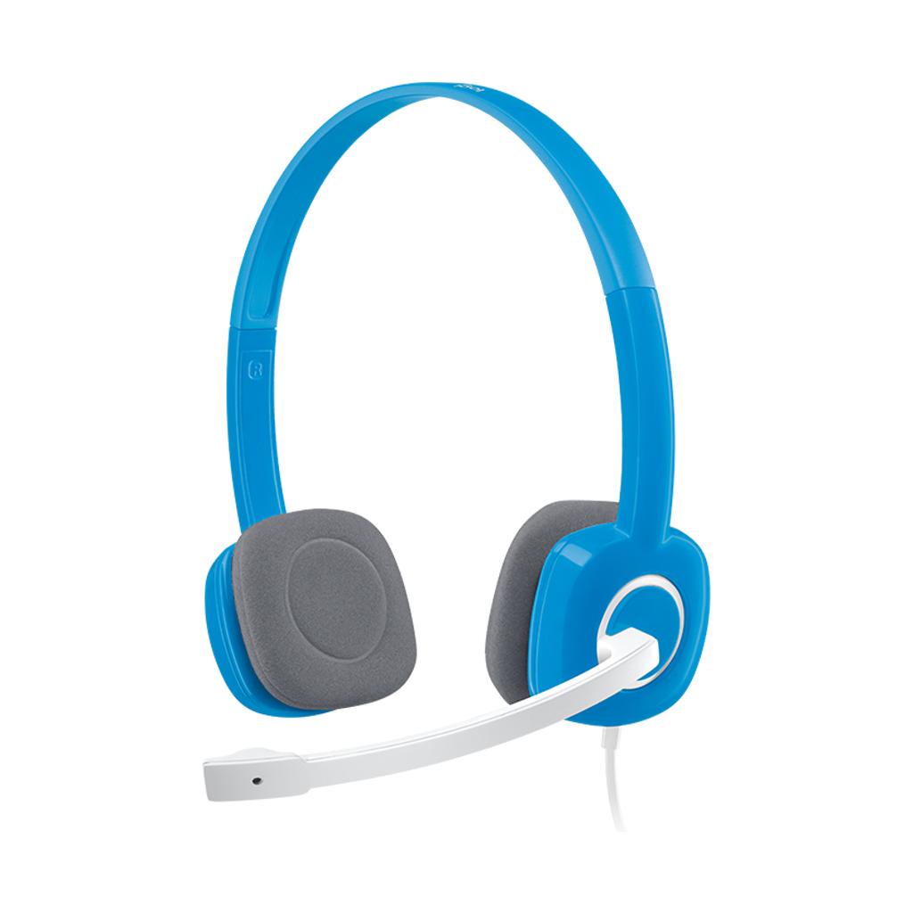 Logitech H150 Headset (blue)