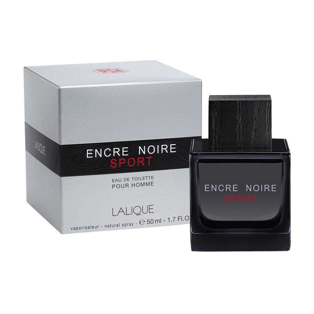 Lalique Encre Noire Sport Pour Homme Edt 100ml