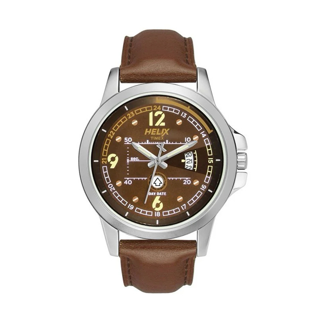 Helix Tw023hg11 By Timex Watch For Men