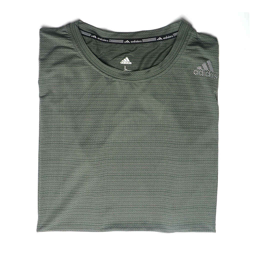 Work Out / Regular Usable T-shirt (ad-2038)