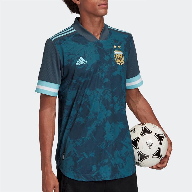Argentina Away P.v Kit 20-21 Copa Half