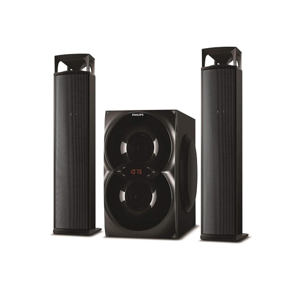 Philips Mms4200b 50w (2.1) Multimedia Speaker