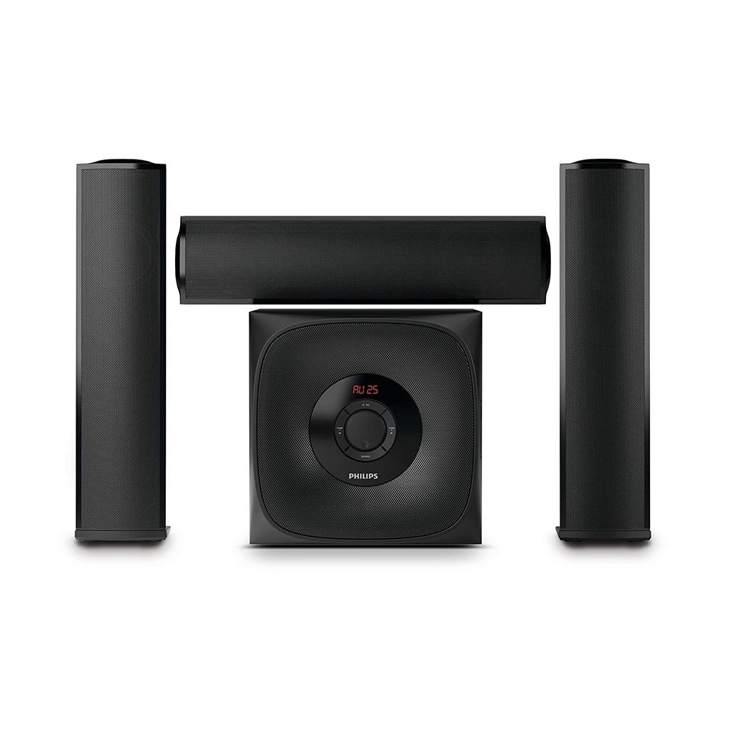 Philips Mms3160b (3.1) Multimedia Speaker