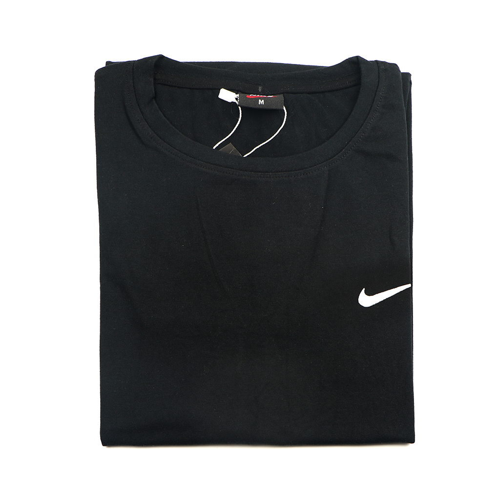 Men's Regular Fit T-shirt - Black