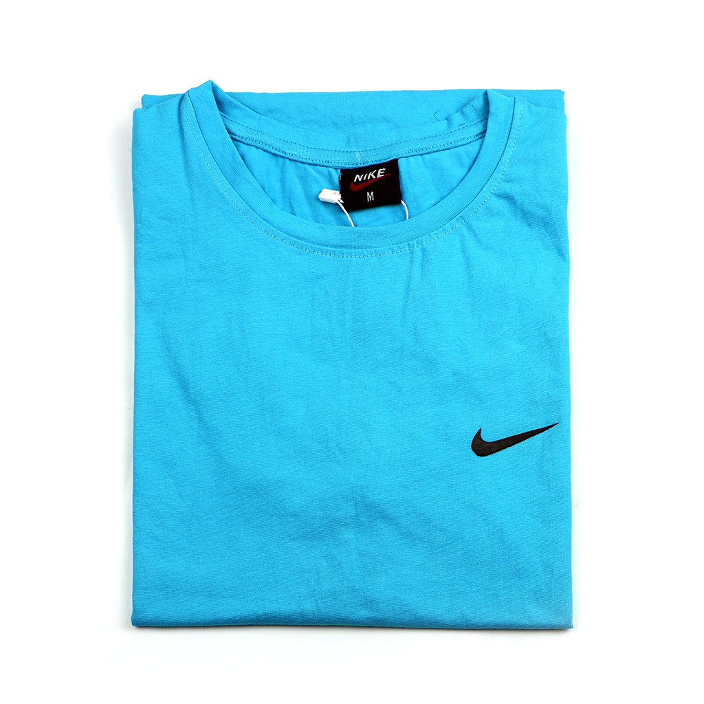 Men's Regular Fit T-shirt - Skyblue