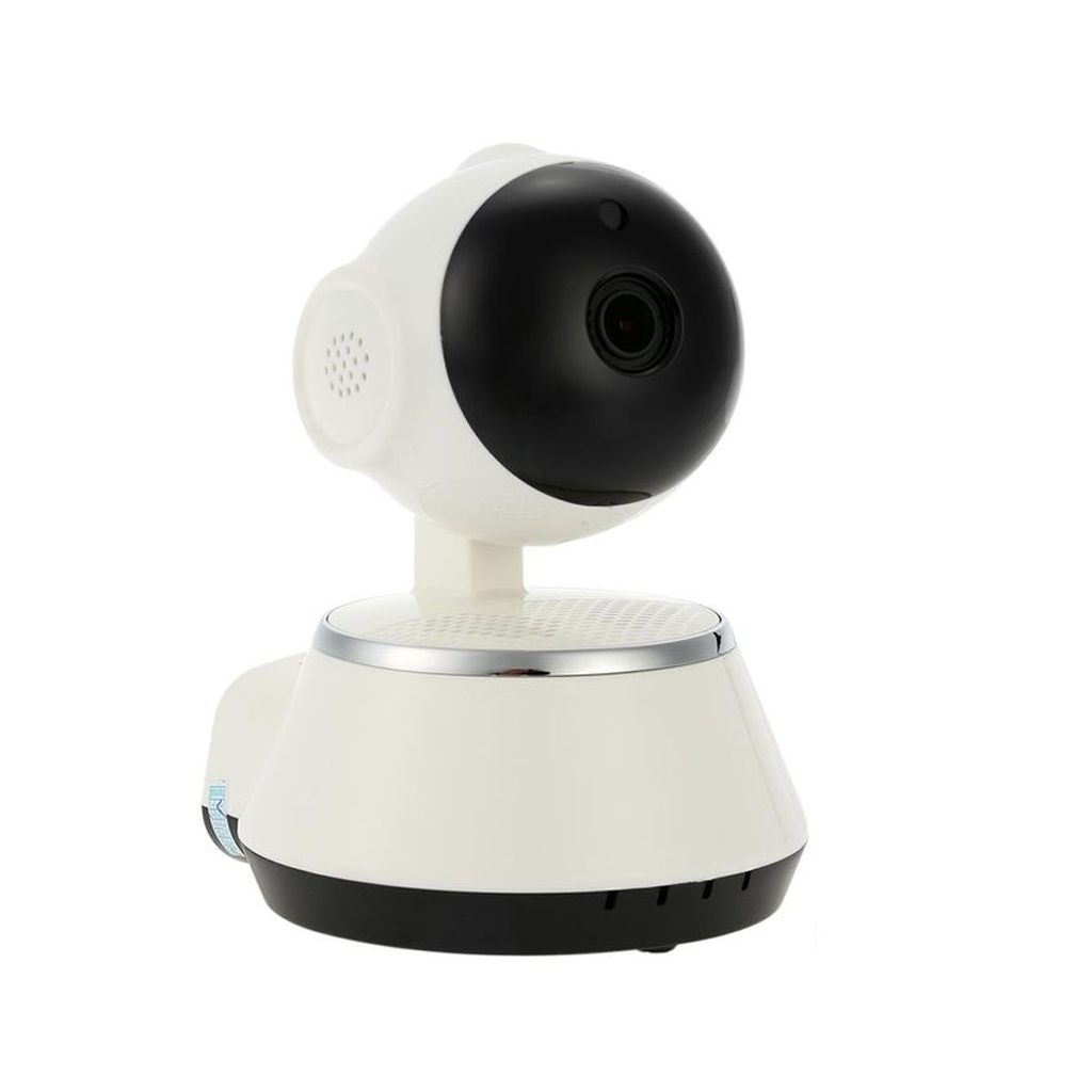 V380 Wireless Night Vision Hd 720p Mini Wifi Ip Camera - White