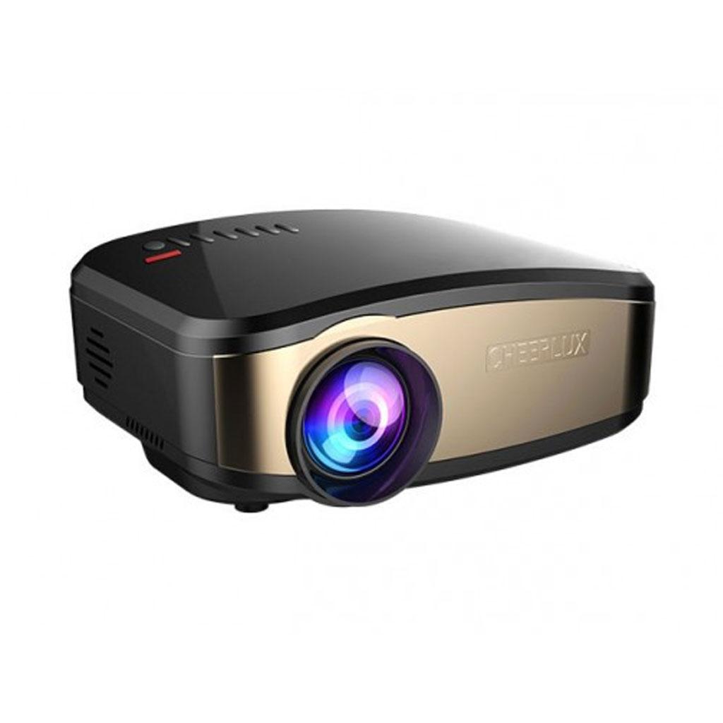 Cheerlux C6 Wireless Led Multimedia Tv Projector