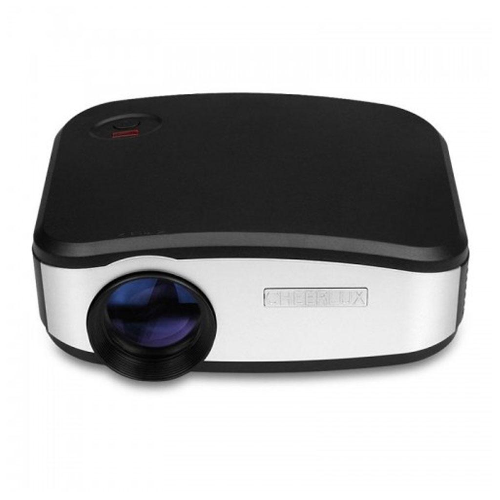 Cheerlux C6 Mini Led Multimedia Tv Projector