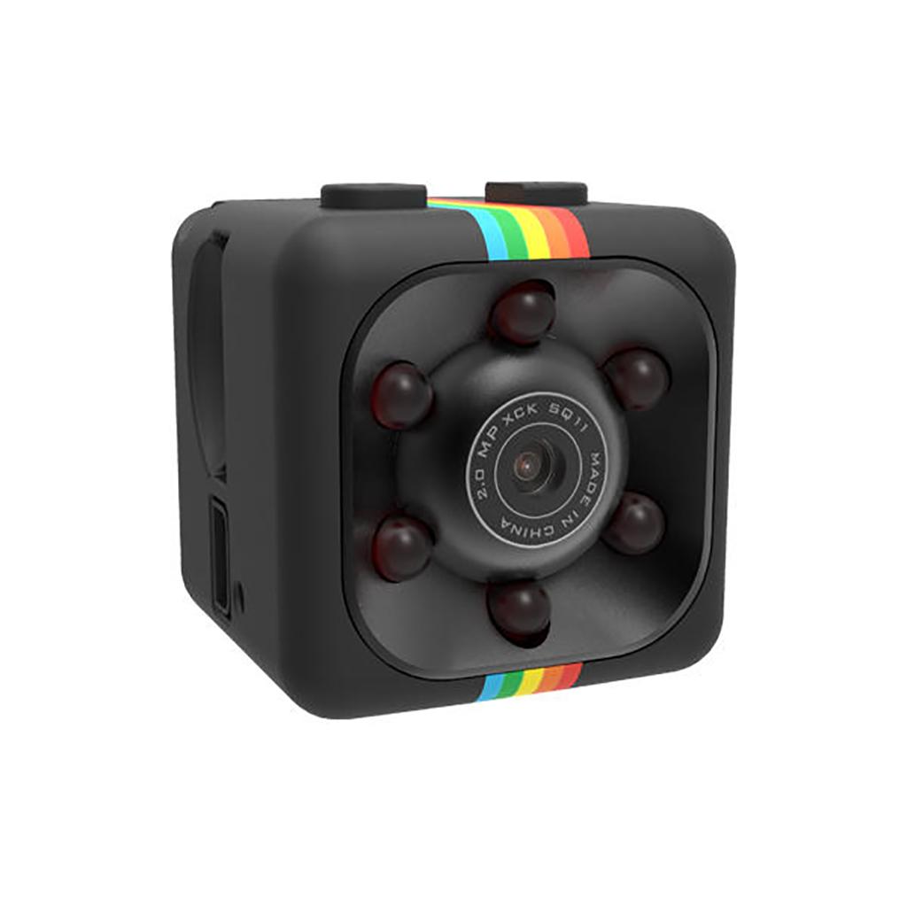 Sq11 Mini Camera Hd 1080p Night Vision Camcorder
