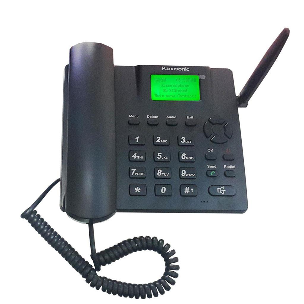Dual Sim Gsm Landphone Set
