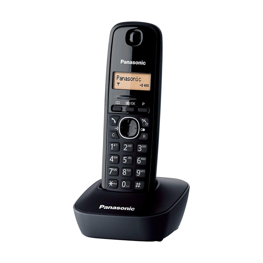 Panasonic Kx-tg1611 Digital Cordless Phone Set