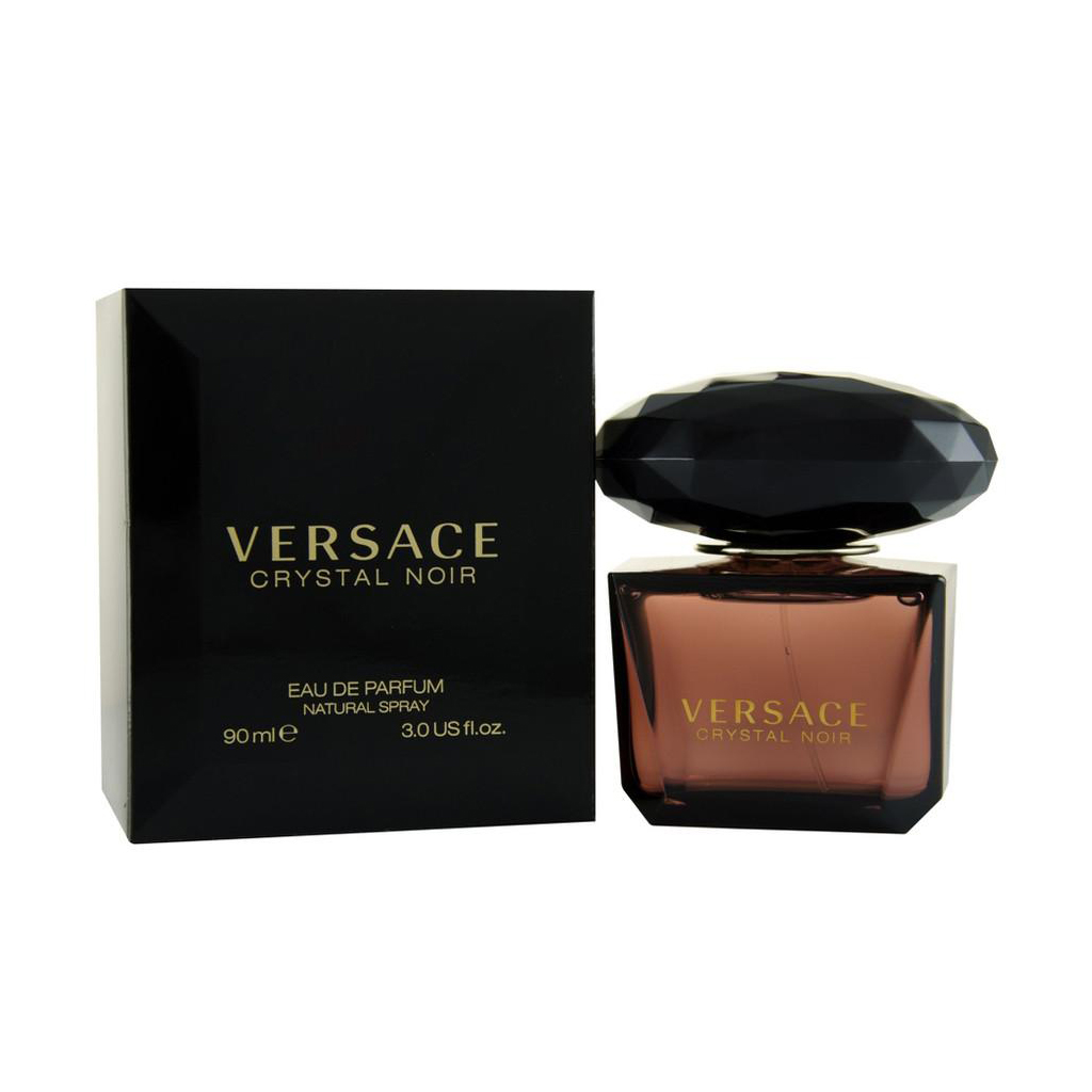 Versace Crystal Noir Edp 90ml For Women